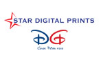 Star Digital Prints